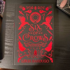 Collector's Edition of Six of Crows